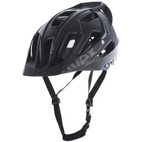 UVEX Quatro Pro Cykelhjelm sort